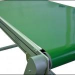 Konsis konveyör PVC bantlı montaj hattı konveyörü..