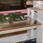 Konsis konveyör otomatik beslemeli seri baskı devre kartı istifleme sistemi.. ( Un - Loader )