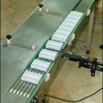 Konsis konveyör ( iTS ) Karekod ilaç takip inkjet konveyör sistemi..