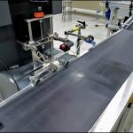 Konsis konveyör karekod ilaç takip inkjet konveyör sistemi..